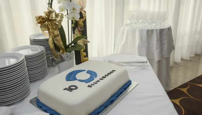 A empresa Silvergrey, Lda. reuniu clientes, parceiros de negócio e amigos num convívio que assinalou o seu 10º aniversário.